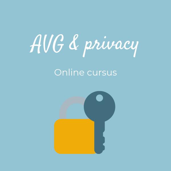 Productafbeelding cursus AVG